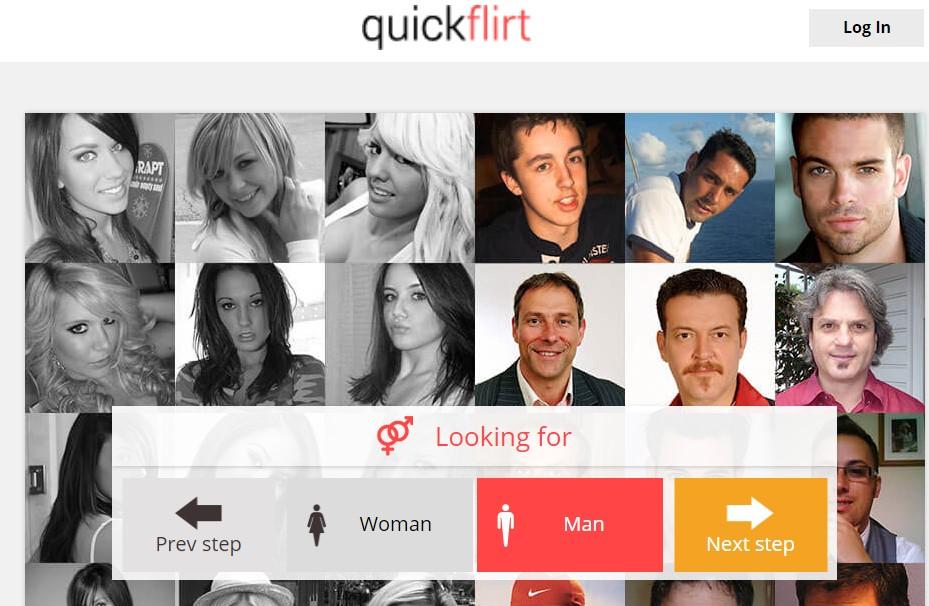 QuickFlirt site