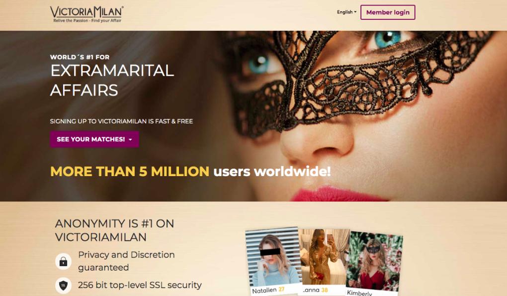main page VictoriaMilan