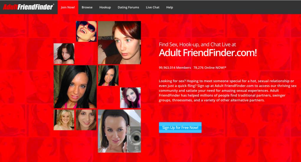 members AdultFriendFinder
