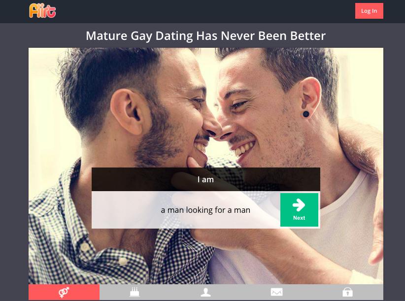 Flirt.com for gay