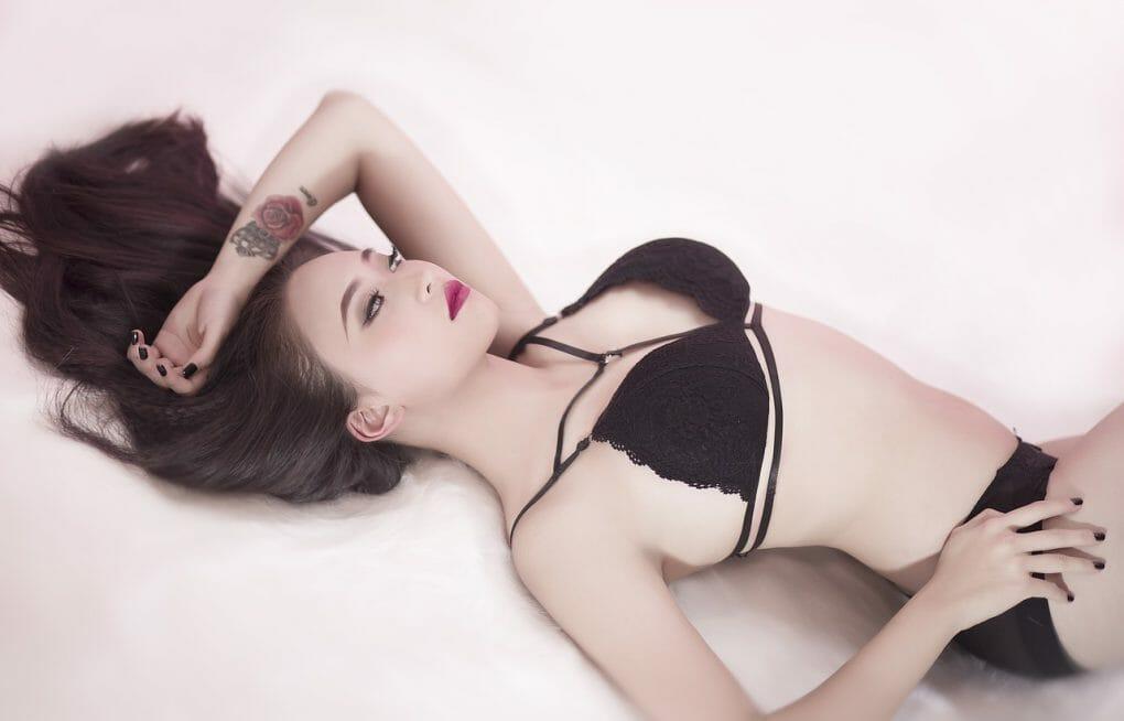 beauty asian girl