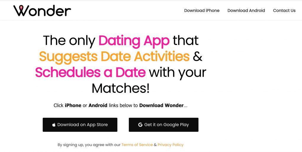 Wonder app